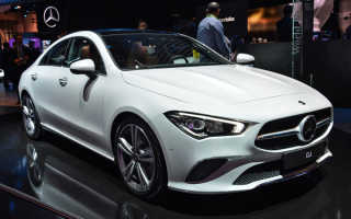 Последний выпуск Mercedes