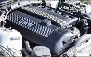Самые лучшие моторы BMW