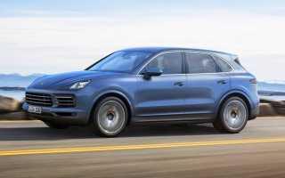 Наwtai Baolige в стиле Porsche Cayenne уже в России