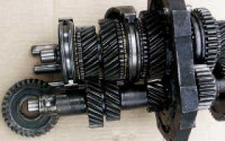 Типичные неисправности механической коробки передач