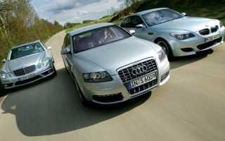 Самые качественные немецкие автомобили