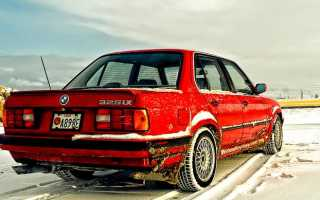 Полный привод xDrive от компании BMW