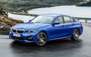 Новый BMW 3