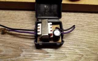 Как сделать фильтр питания на 12В для автомагнитолы своими руками