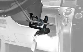 ТОП-8 блокираторов рулевого вала для защиты автомобиля от угона