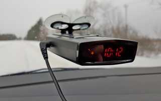 Антирадар Playme Hard с качественным GPS-модулем