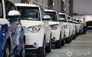 Куда и какие автомобили поставляет Россия на экспорт