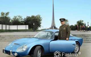 Самые интересные автомобили советских знаменитостей