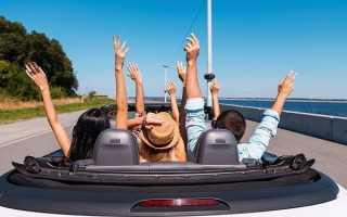 Как взять за границей автомобиль на прокат