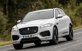 Цена в России на новый Jaguar F