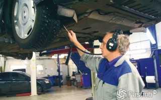 Нежелательные звуки в машине — что может стучать и биться?