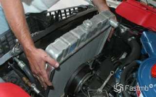 Как отремонтировать радиатор охлаждения автомобиля
