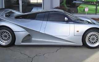 Mercedes-Benz C 1000, изготовленный в единственном экземпляре