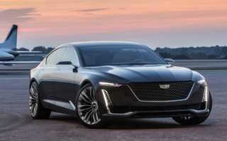 Концепт Cadillac Escala увидел мир