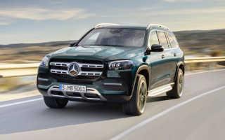Объявлены цены на новый Mercedes