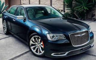 Chrysler 300 — возрождение истинной элегантности