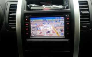 Установка и подключение магнитолы на Nissan X Trail (Ниссан Х Трейл)