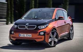 BMW i3 гибрид