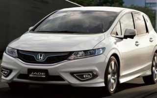 Honda Jade 2017