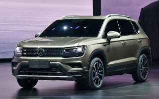 Новый Volkswagen Tharu 2019