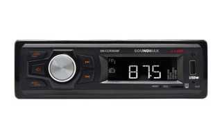 Инструкция и настройка автомагнитолы Soundmax SM-CCR3056F