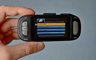 Как правильно сделать настройку автомобильного видеорегистратора своими руками