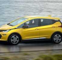 Прием заказов на новый Opel Ampera