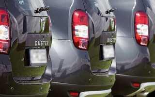 Установка штатных передних и задних парктроников на Renault Duster своими руками