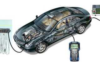 Что показывает компьютерная диагностика автомобиля
