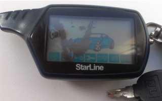 Замена ЖК-дисплея на брелке сигнализации Starline A91 своими руками