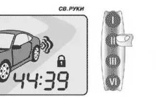 Сигнализация Scher-Khan Magicar 5 с автозапуском двигателя (инструкция по эксплуатации)