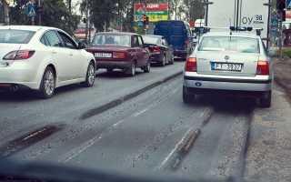 Как правильно ездить по ужасным дорогам
