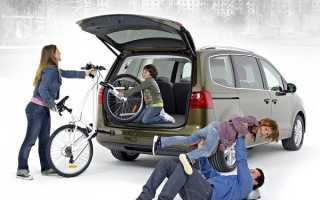 Семейный автомобиль — правила выбора