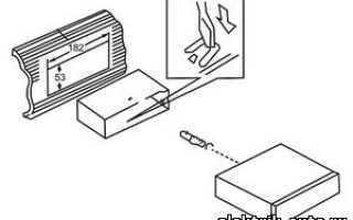 Схема соединения и настройка автомагнитолы Prology (Пролоджи) DNU-2650