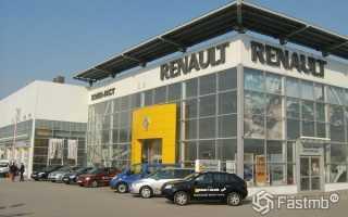 Самые интересные моменты истории бренда Renault