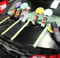 Выбираем автомобильный герметик