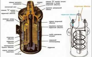 Основные симптомы неисправности катушки зажигания