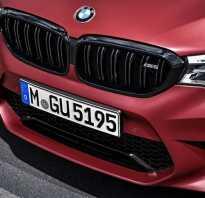 Официально представлен новый BMW M5