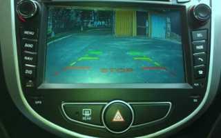 Замена и ремонт камеры заднего вида Hyundai ix35 своими руками