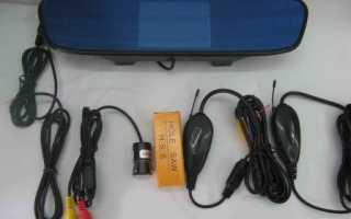 Установка парктроника на Nissan Almera G15 с камерой заднего вида