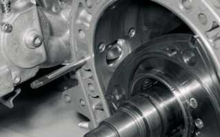 Новый роторный двигатель Mazda