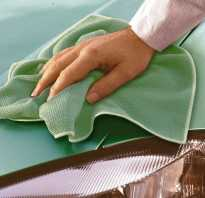 Тряпка для полировки авто и полировочные салфетки