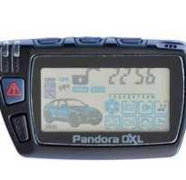 Инструкция по эксплуатации брелка сигнализации Pandora