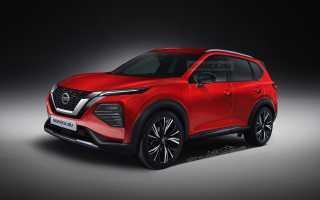 Новый Nissan X