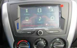 Как прошить штатную магнитолу в Ладу Гранта Люкс (Lada Granta Luxe)