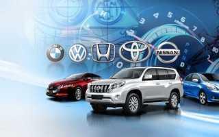 Японские автомобили на рынке России
