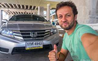 Дрифт на машинах в Таиланде, Паттайе