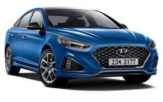 Обновленная Hyundai Sonata представлена публике