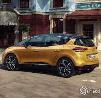 Renault Scenic. Практичность может быть по