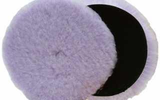 Шерстяные vs поролоновые полировальные круги